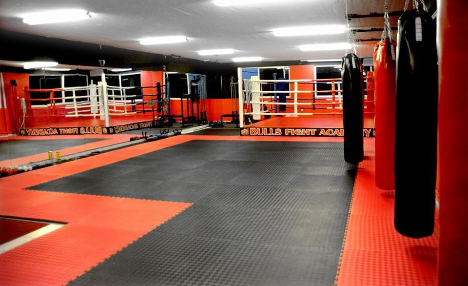 kickboxing school